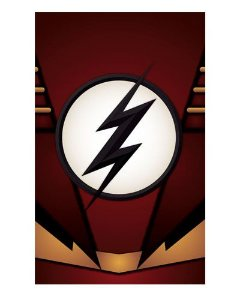 Ímã Decorativo Jesse Quick - The Flash - IQD16