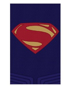 Ímã Decorativo Superman - Batman vs Superman - IQD42