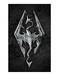 Ímã Decorativo The Elder Scrolls V - Skyrim - ISK05