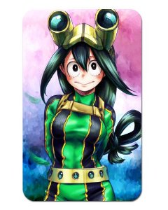 Ímã Decorativo Tsuyu Asui - My Hero Academia - MHA022