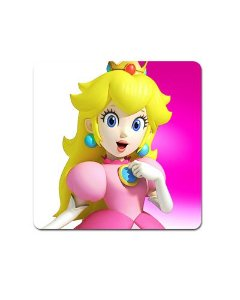 Ímã Decorativo Princesa Peach - Super Mario - IMB09