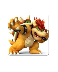 Ímã Decorativo Bowser Koopa - Super Mario - IMB19