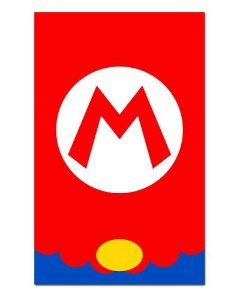 Ímã Decorativo Mario Bros - Super Mario - IGA03
