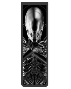 Marcador De Página Magnético Alien - MFI146