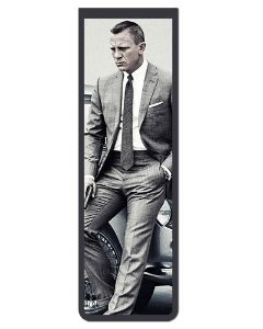 Marcador De Página Magnético James Bond - 007 - MFI156