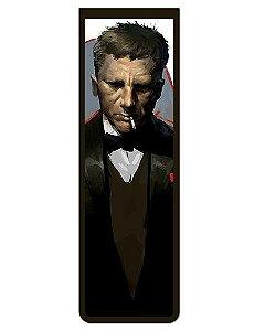 Marcador De Página Magnético James Bond - 007 - MFI157