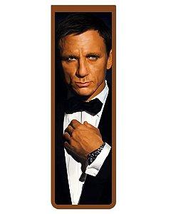 Marcador De Página Magnético James Bond - 007 - MFI159