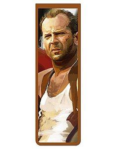 Marcador De Página Magnético John McClane - Duro de Matar - MFI173