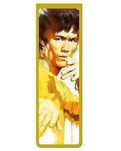 Marcador De Página Magnético Bruce Lee - MFI178