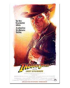 Ímã Decorativo Pôster Indiana Jones - IPF63