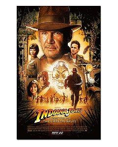 Ímã Decorativo Pôster Indiana Jones - IPF64