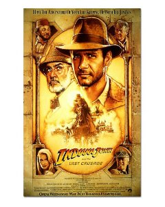 Ímã Decorativo Pôster Indiana Jones - IPF526