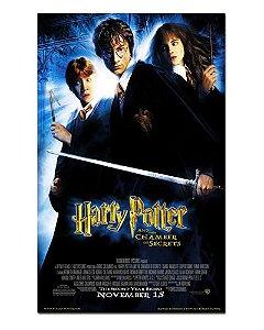 Ímã Decorativo Pôster Harry Potter 2 - IPF66
