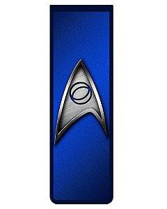 Marcador De Página Magnético Ciências - Star Trek - MFI198