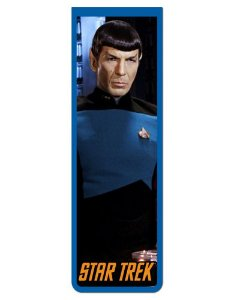 Marcador De Página Magnético Spock - Star Trek - MFI218
