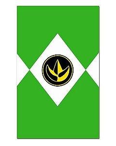 Ímã Decorativo Ranger Verde - Power Rangers - ITOK17