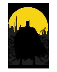 Ímã Decorativo Batman - DC Comics - IQD60