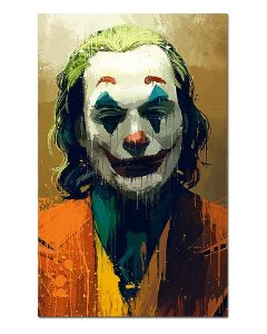 Ímã Decorativo Joker - DC Comics - IQD65