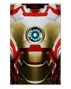 Ímã Decorativo Homem de Ferro - Marvel Comics - IQM37