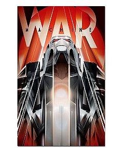 Ímã Decorativo Máquina de Guerra - Marvel Comics - IQM49