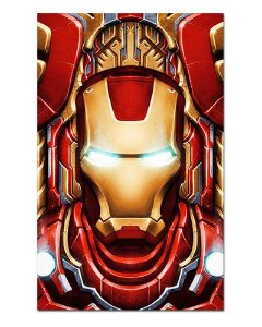 Ímã Decorativo Homem de Ferro - Marvel Comics - IQM51