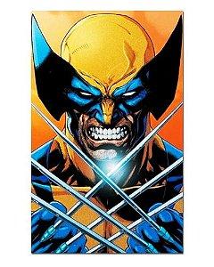 Ímã Decorativo Wolverine - Marvel Comics - IQM55