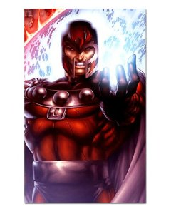 Ímã Decorativo Magneto - X-Men - IQM57