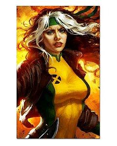 Ímã Decorativo Rogue - X-Men - IQM64
