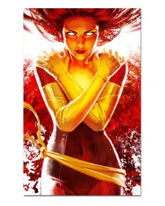 Ímã Decorativo Phoenix - X-Men - IQM71