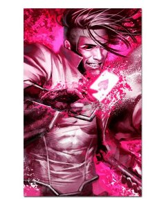 Ímã Decorativo Gambit - X-Men - IQM72