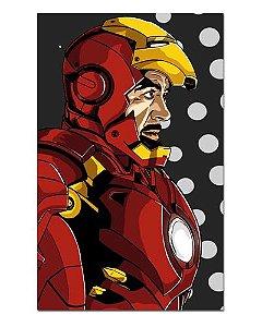 Ímã Decorativo Homem de Ferro - Marvel Comics - IQM69