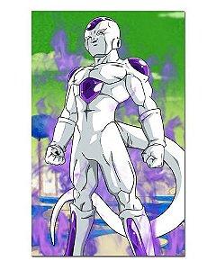 Ímã Decorativo Freeza - Dragon Ball - IDBZ13