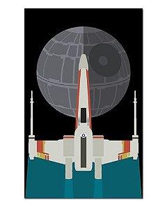 Ímã Decorativo TIE Fighter - Star Wars - ISW01