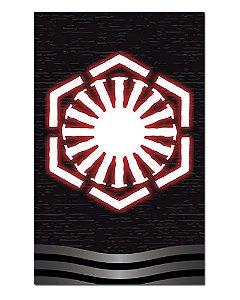 Ímã Decorativo First Order - Star Wars - ISW02
