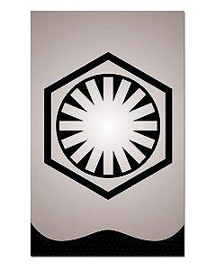 Ímã Decorativo First Order - Star Wars - ISW05