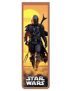 Marcador De Página Magnético Mandaloriano - Star Wars - MFI244