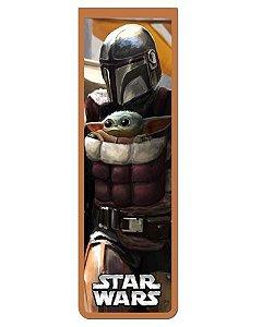 Marcador De Página Magnético The Mandalorian - Star Wars - MFI246