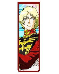 Marcador De Página Magnético Char Aznable - Gundam - MAN347