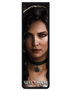 Marcador De Página Magnético Yennefer - The Witcher - MTW31