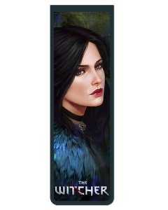 Marcador De Página Magnético Yennefer - The Witcher - MTW32
