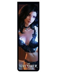 Marcador De Página Magnético Yennefer - The Witcher - MTW33