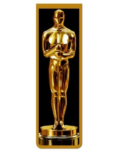 Marcador De Página Magnético Estatueta do Oscar - MFI256
