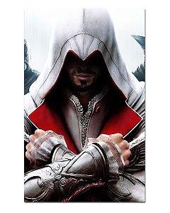 Ímã Decorativo Ezio - Assassin's Creed - IAC01