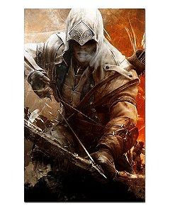 Ímã Decorativo Connor - Assassin's Creed - IAC09