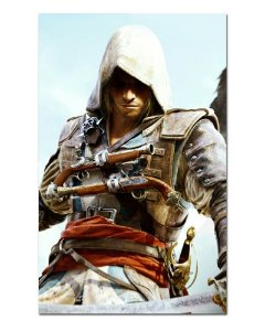 Ímã Decorativo Edward - Assassin's Creed - IAC11