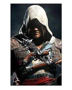 Ímã Decorativo Edward - Assassin's Creed - IAC12