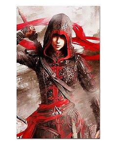 Ímã Decorativo Shao Jun - Assassin's Creed - IAC15