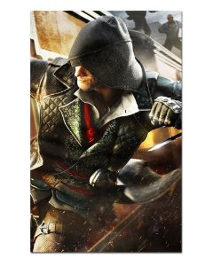 Ímã Decorativo Jacob - Assassin's Creed - IAC21