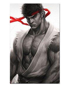 Ímã Decorativo Ryu - Street Fighter - ISF02