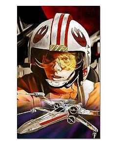 Ímã Decorativo Luke Skywalker - Star Wars - ISW72